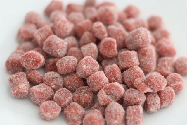Cách làm kẹo dâu tây của Chimi Farm