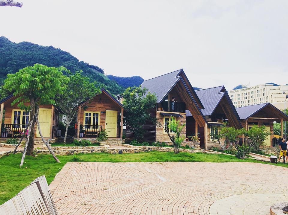 Các căn nhà gỗ nhỏ xinh của Lavallee