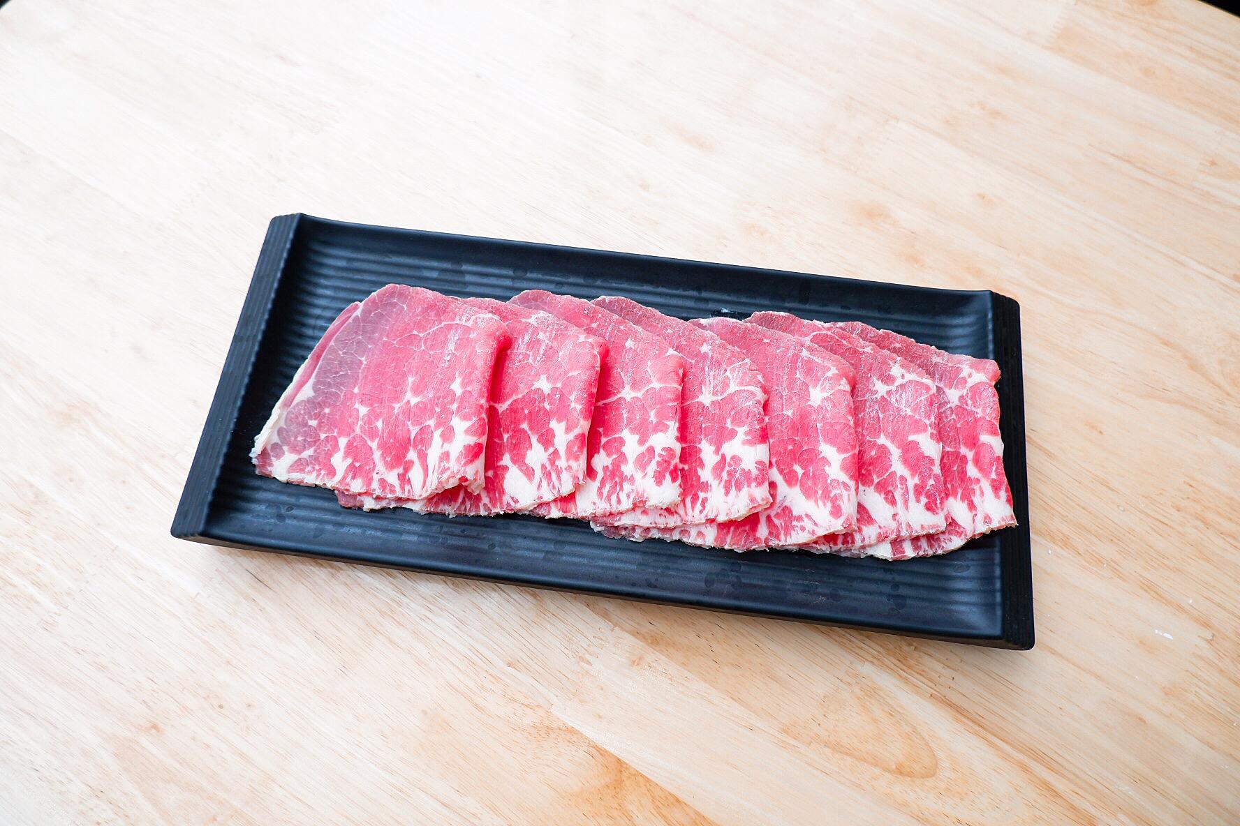 Thịt gầu bò úc