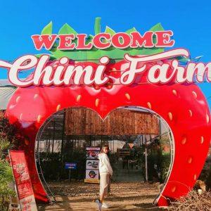 Cổng Chimi Farm