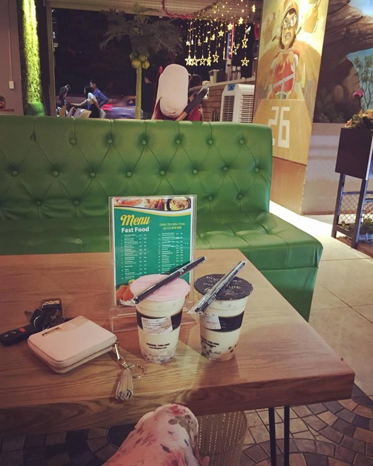 Top 3 quán cafe Mộc Châu
