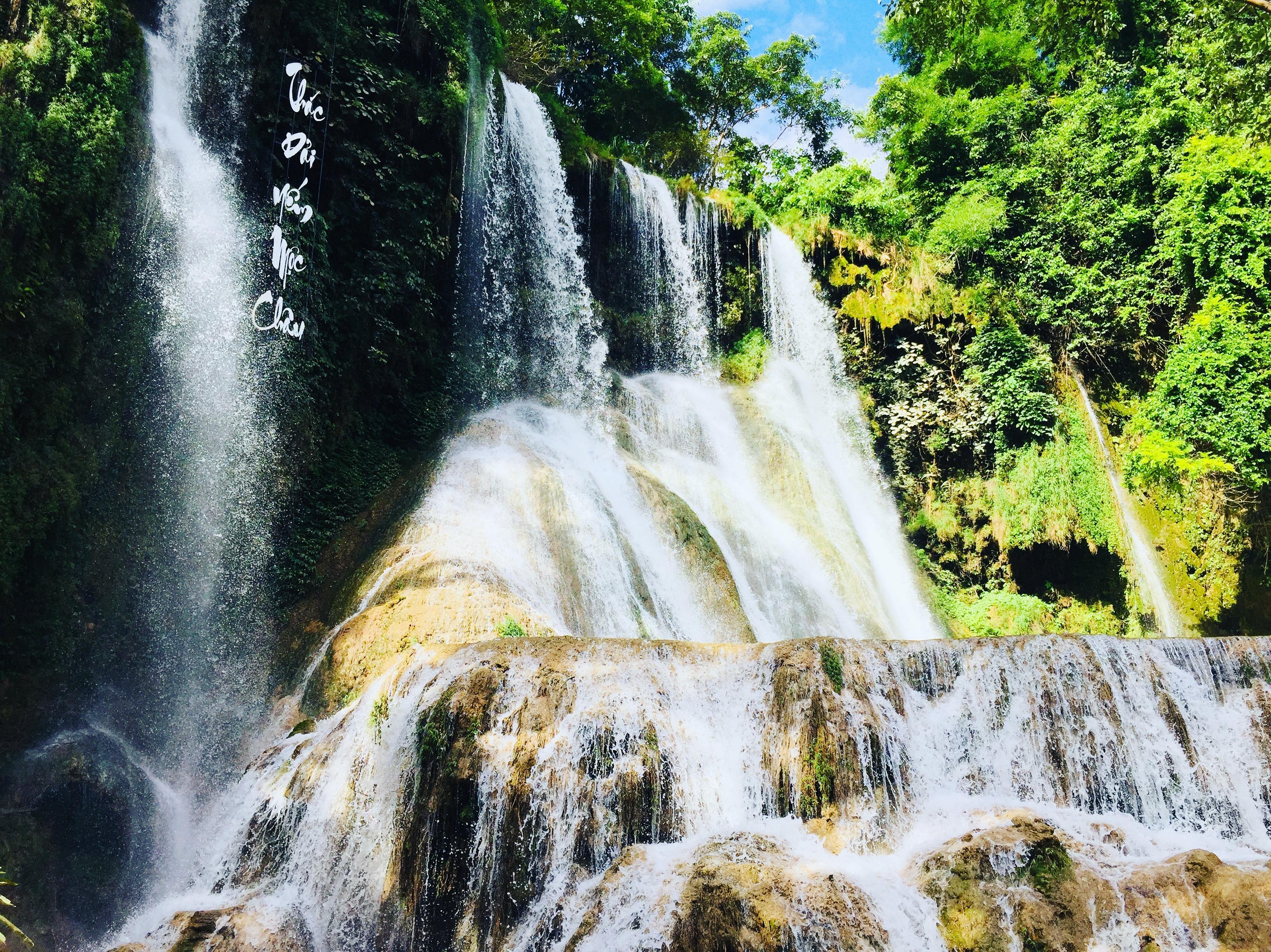 Mộc Châu mang nét đẹp tự nhiên của núi rừng