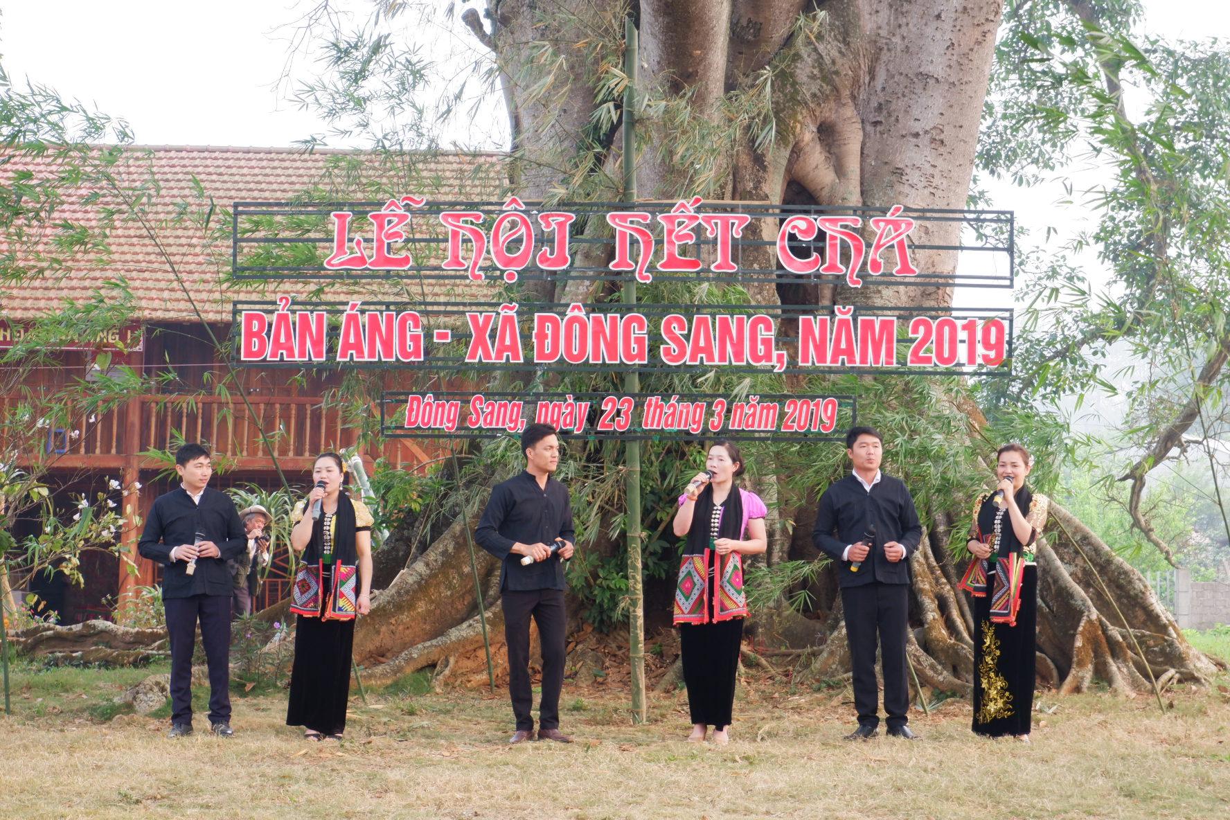 Lễ hội Hết Chá - Nét đẹp văn hóa của dân tộc Thái Mộc Châu