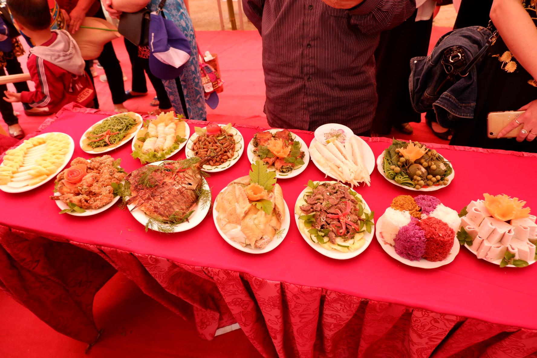Các món ăn cầu kỳ ngon miệng mang đậm nét văn hóa của người Thái