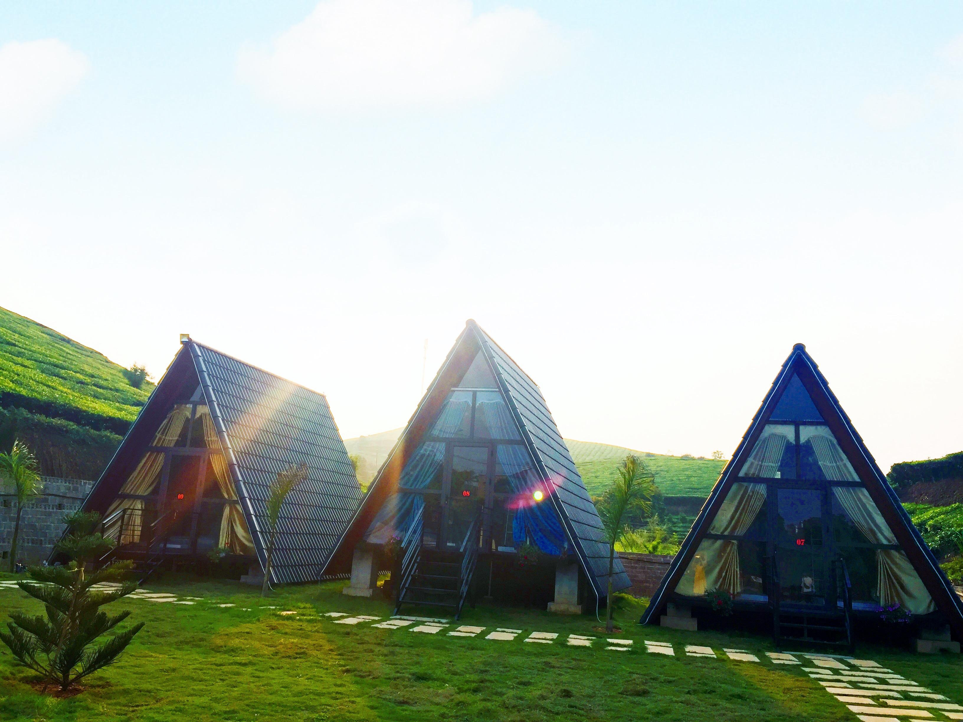 Top 4 homestay Mộc Châu mới có view ngắm cảnh đẹp