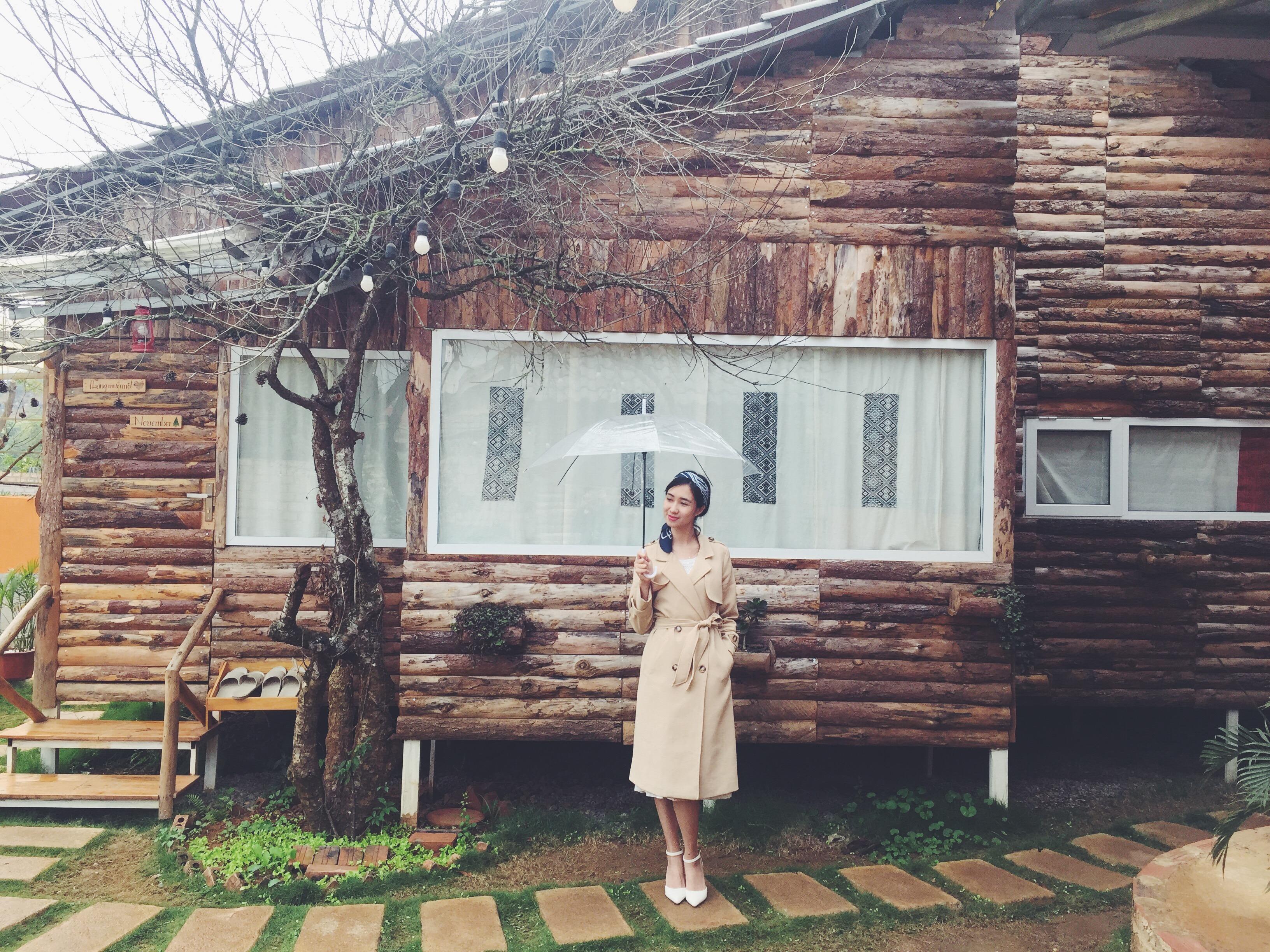 Homestay The November tại tiểu khu 34, Mộc Châu