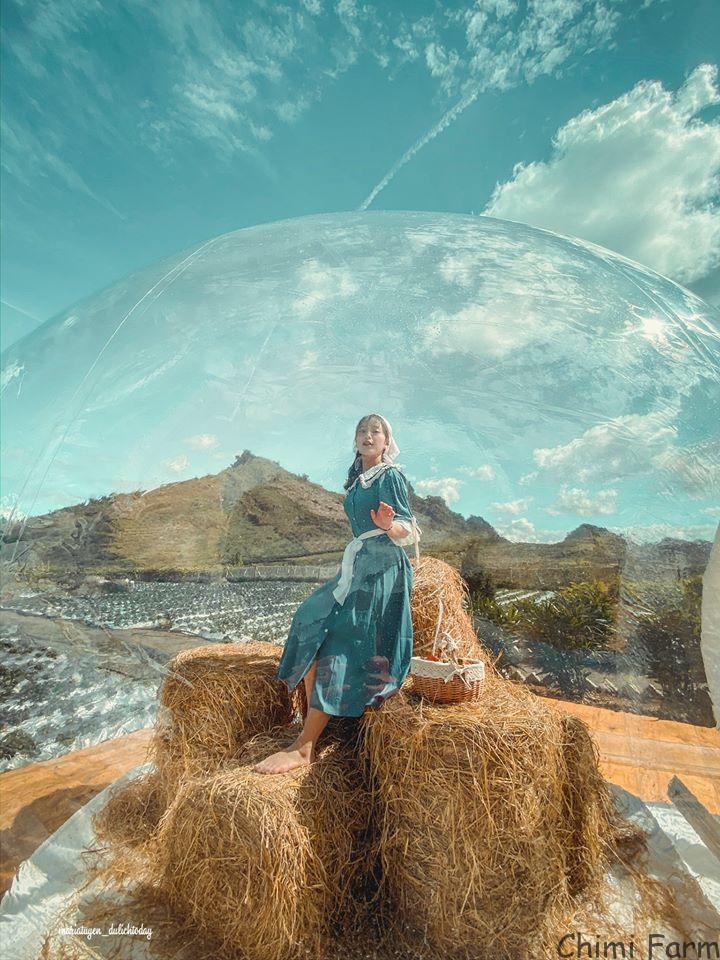 Bộ ảnh lung linh của cô nàng blogger du lịch Maria Tuyền