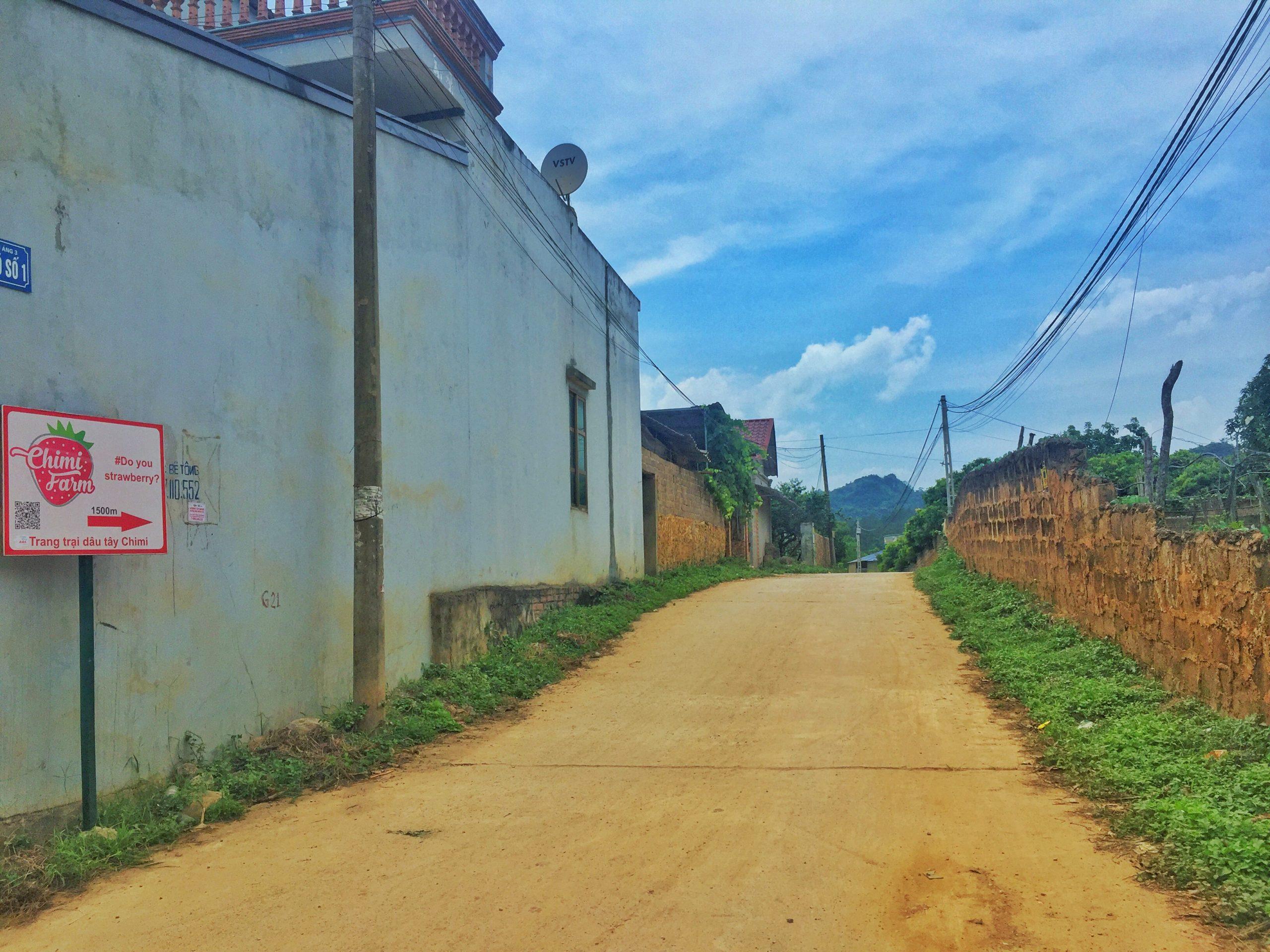 Hướng dẫn đường đi đến Chimi Farm 1