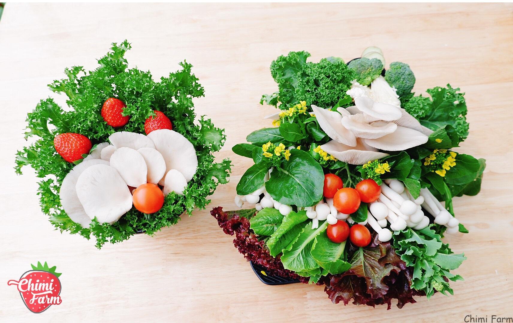 Bạn có thể ăn rau cải kale kèm với lẩu cũng rất ngon