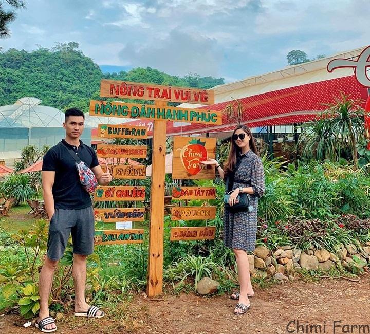 Truyền thông nói gì về Chimi Farm - Dâu tây Mộc Châu
