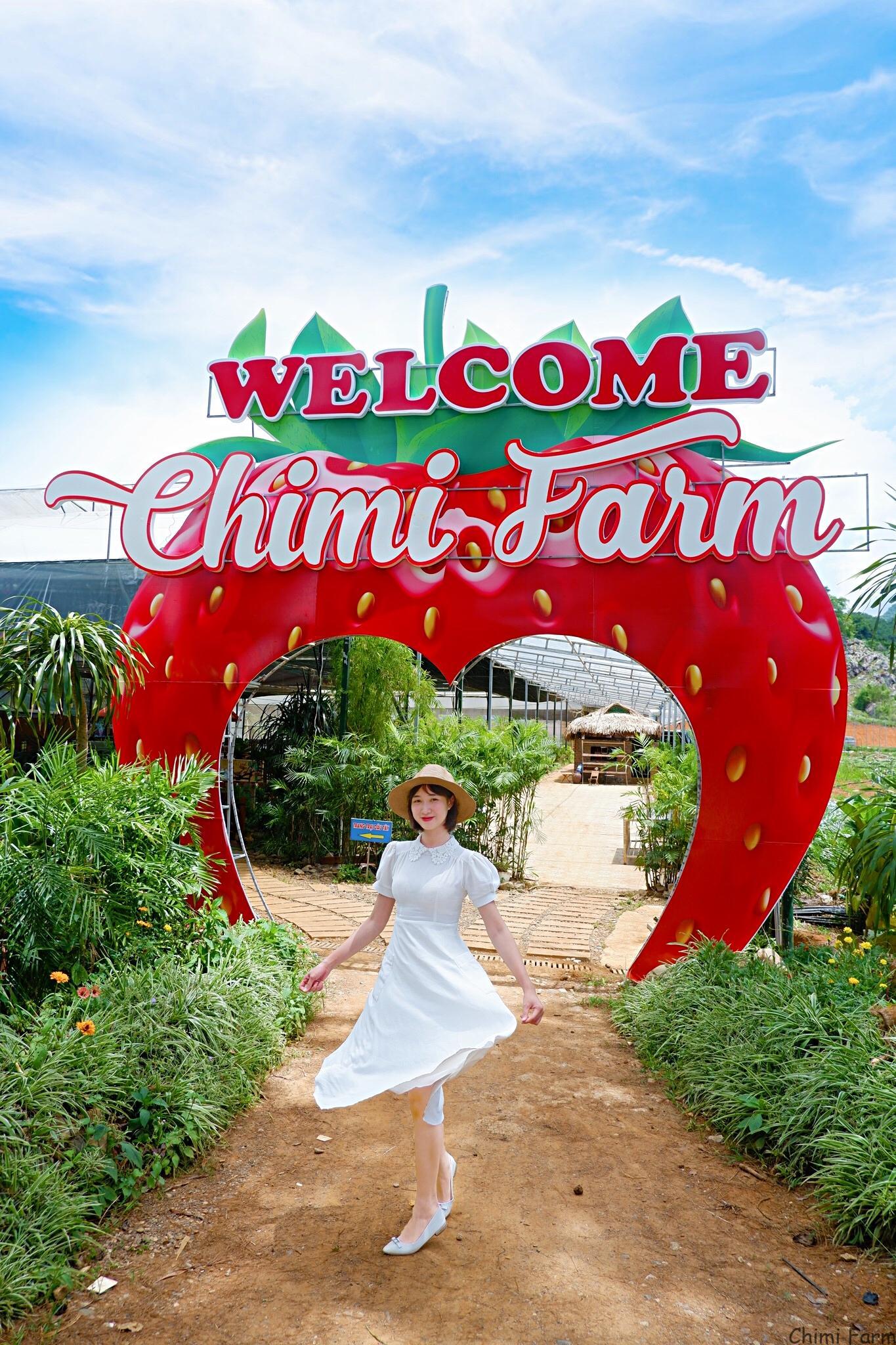 Nông trại vui vẻ Chimi có gì mà thu hút du khách đến vậy?