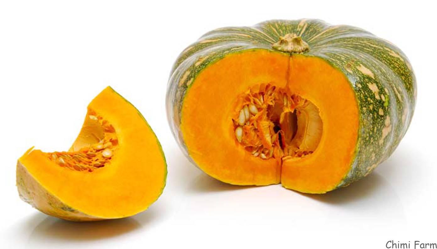Các chất dinh dưỡng trong bí ngô và các món chế biến từ bí ngô