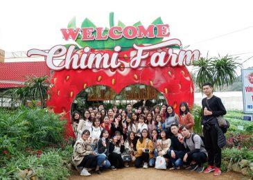 Chimi Farm miễn phí vé vào tham quan