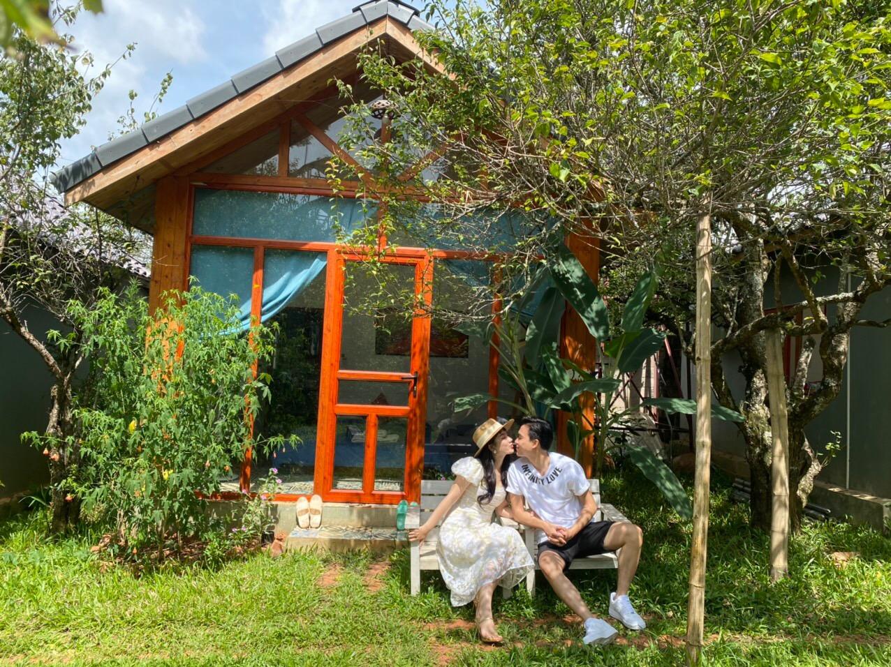 Homestay Mama house tại Bản Áng, Đông Sang, Mộc Châu