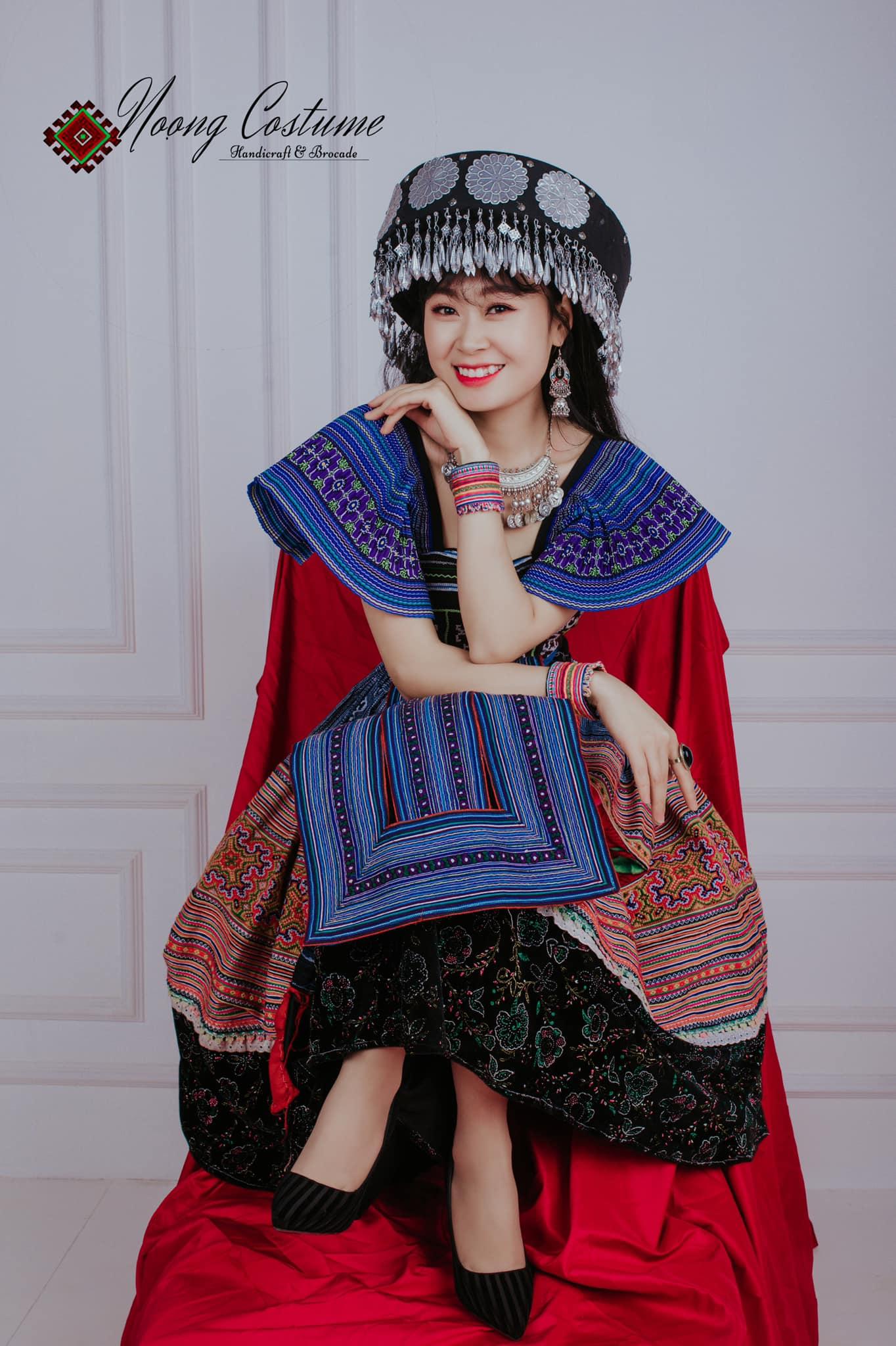 Noọng là 1 trong top 3 tiệm trang phục đẹp và được yêu thích tại Mộc Châu